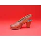 figurine chaussure miniature collection just the right shoe in scale rs25110