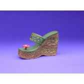 figurine chaussure miniature collection just the right shoe earth rs25178