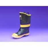 figurine chaussure miniature collection just the right shoe firefighter boot rs25312fb