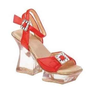 Figurine chaussure miniature collection just the right shoe night fever  - rs25317