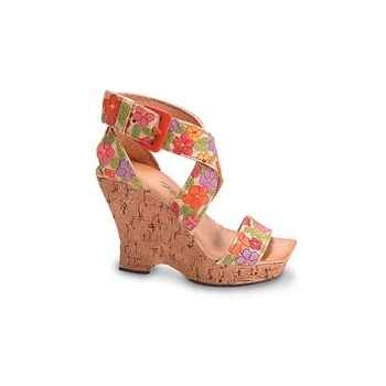 Figurine chaussure miniature collection just the right shoe tropical passion  - rs25472