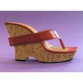 figurine chaussure miniature collection just the right shoe cherry bomb rs26030