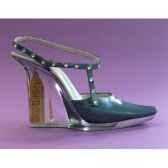figurine chaussure miniature collection just the right shoe high time rs26035
