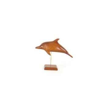 Lasterne - Les miniatures sur socle - Le dauphin en mer - 28 cm - Last-ADA028S-R