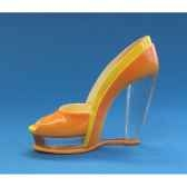 figurine chaussure miniature collection just the right shoe malibu mai tai rs802816