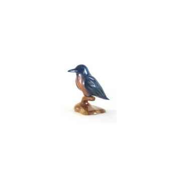 Lasterne - Les miniatures sur socle - Le martin-pêcheur - 15 cm - Last-AMA015-R