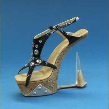 Figurine chaussure miniature collection just the right shoe spiked   - rs803324
