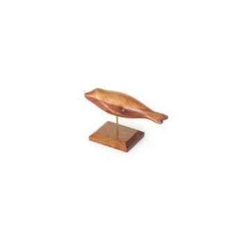 Lasterne - Les miniatures sur socle - Le phoque sous l\'eau - 18 cm - Last-APH018S-R