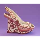 figurine chaussure miniature collection just the right shoe miss thing rs810217