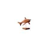 lasterne les miniatures sur socle le requin en chasse 30 cm last are030s r