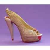 figurine chaussure miniature collection just the right shoe glamour girrs810223