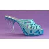 figurine chaussure miniature collection just the right shoe catalina rs810225