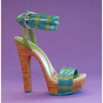 Figurine chaussure miniature collection just the right shoe whiplash   - rs810226