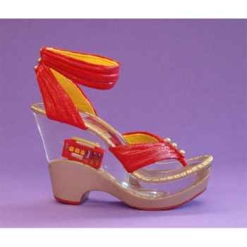 Figurine chaussure miniature collection just the right shoe san francisco treat   - rs810232