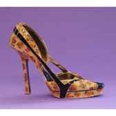 figurine chaussure miniature collection just the right shoe metashoe wild thing rs811396