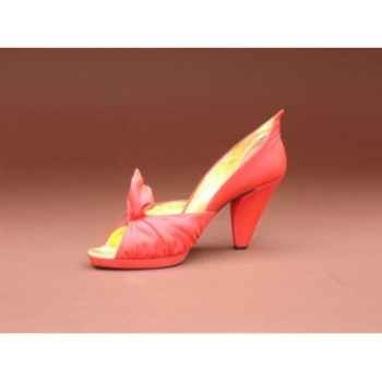 Figurine chaussure miniature collection just the right shoe jtrs clubspeld fire  - rs90203sp