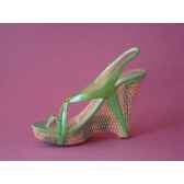 figurine chaussure miniature collection just the right shoe fatale rs90607