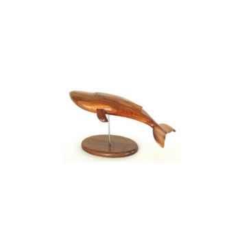 Lasterne - Les miniatures sur socle - Le rorqual - 50 cm - Last-RO050-R