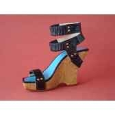 figurine chaussure miniature collection just the right shoe lrban influence rs90622