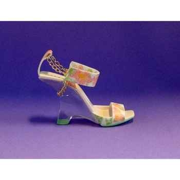 Figurine chaussure miniature collection just the right shoe clearly love  - rs91221