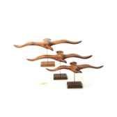 lasterne les oiseaux de mer sur socle la guifette 63 cm last gu63 r