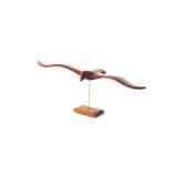 lasterne les oiseaux de mer sur socle le goeland 75 cm last go75 r