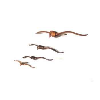 Lasterne - Les oiseaux de mer suspendu - Le goéland - 30 cm - Last-GO30S-R