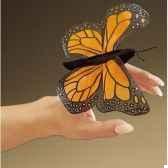 marionnette mini papillon roya2156