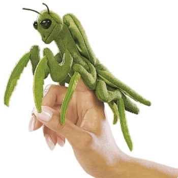 Marionnette Mini mante religieuse  -2610