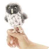 marionnette mini hibou 2638