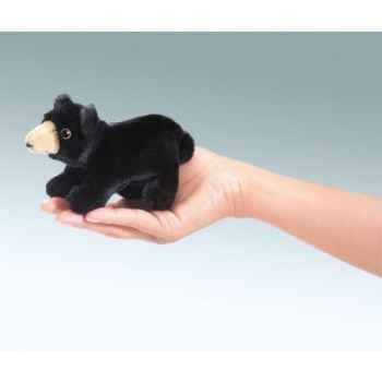 Marionnette Mini ours  -2641