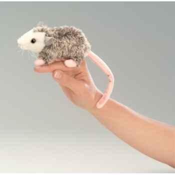 Marionnette Mini opossum  -2655