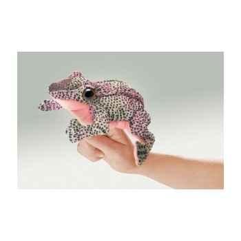 Marionnette Mini grenouille aux longues pattes -2673