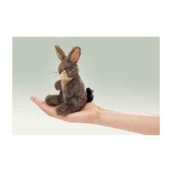 Marionnette Mini lièvre  -2675