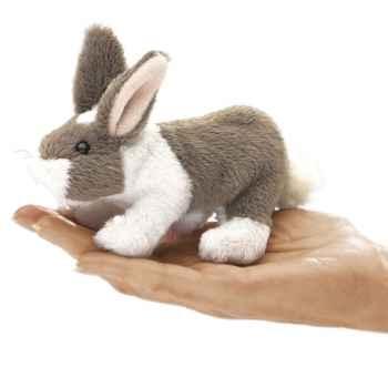 Marionnette Mini lapin -2727