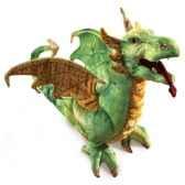 marionnette dragon wyvern 2812