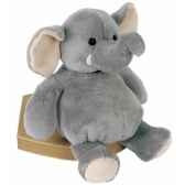peluche elephant mm histoire d ours 1283