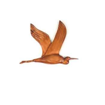 Lasterne - Les oiseaux en vol - Vol du héron - 60 cm - BHE060-2