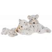 peluche leopard des neiges mm histoire d ours 1904