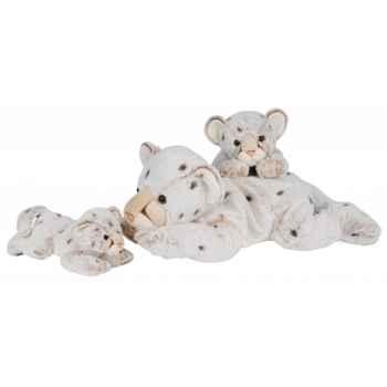 Peluche Leopard des neiges (GM) Histoire d\'Ours 1905