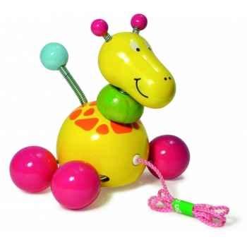 Baby paf la girafe - Jouet Vilac 1807