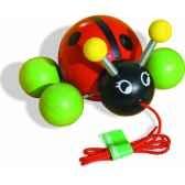 baby lady bug la coccinelle jouet vilac 1823