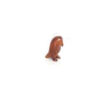 Lasterne-Miniature à poser-Le pingouin adulte - 17 cm - PI18-10R