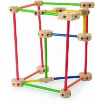 Grand jeu de construction - Jouet Vilac 2132