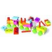 grand train de cubes a construire jouet vilac 2136