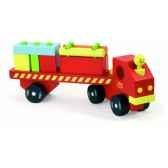 camion de cubes geant jouet vilac 2138