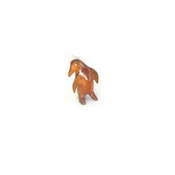Lasterne-Miniature à poser-Le pingouin adulte - 17 cm - PI18-3R