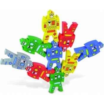 Les robots empilables - Jouet Vilac 2171