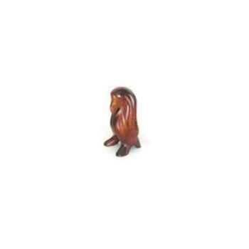 Lasterne-Miniature à poser-Le pingouin adulte - 17 cm - PI18-5R
