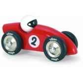 voiture competition gm rouge jouet en bois vilac france 2281